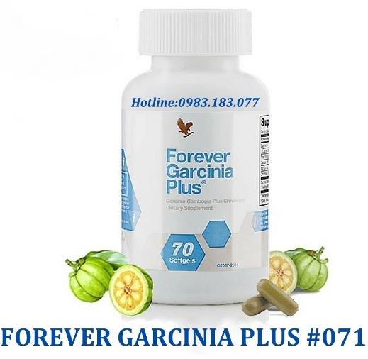 Viên giảm mỡ Forever Garcinia Plus